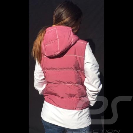Porsche hoodie Jacket Taycan Collection White / Pink Porsche WAP606LTYC - women