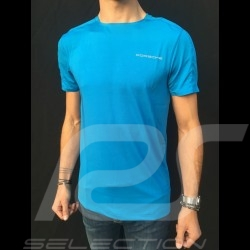 Porsche T-shirt Taycan Collection Elektroblau Porsche Design WAP601LTYC - Herren