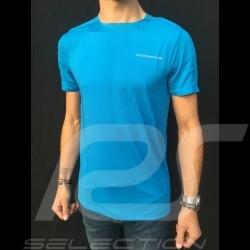 T-shirt Porsche Taycan Collection Mesh Bleu électrique Porsche WAP601LTYC - homme