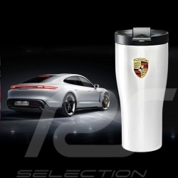 Thermo Mug Porsche isothermal Carrara white high gloss finish Porsche Design WAP0506260L