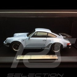 Porsche 911 Turbo 3.3 1978 Gulf blue 1/18 Norev 187578