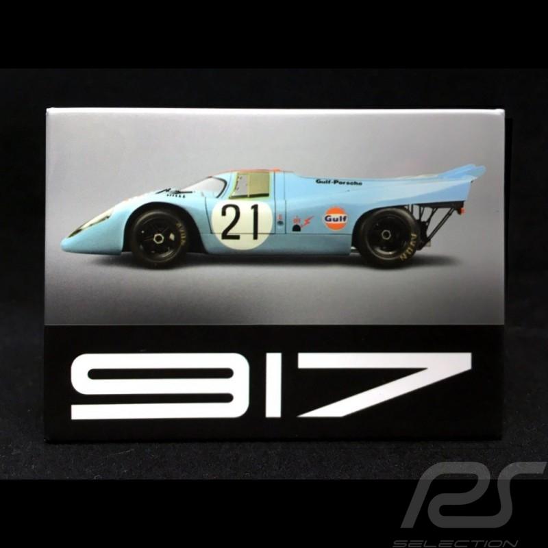 Magnet Porsche 917 Gulf n° 21 24h Le Mans 1970