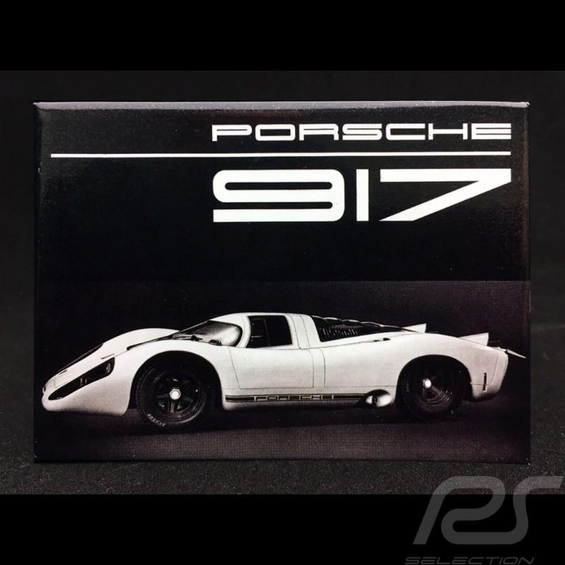 Magnet Porsche 917 Press Leaflet 1969