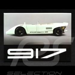 Plaque aimantée Magnet Porsche 917 16 cylindres 1971