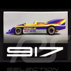 Magnet Porsche 917 30 Winner Can-Am 1973