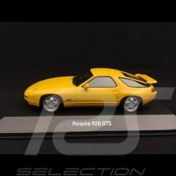 Porsche 928 GTS 1991 jaune vitesse speed yellow speedgelb 1/43 Spark MAP02005217