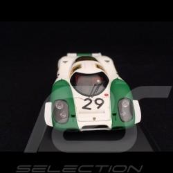Porsche 917 n° 29 First Porsche victory Zeltweg 1969 1/43 Spark MAP02043119