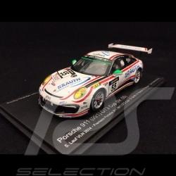 Porsche 911 type 991 GT3 Cup n° 55 Manthey Racing Lauf VLN 2014 1/43 Spark SAM251