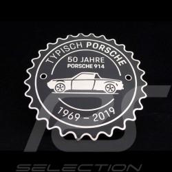 Grille badge Porsche 914 50 years 1969 - 2019 Porsche Design MAP04515819