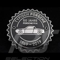 Grill Badge Porsche 914 50 Jahre 1969 - 2019 Porsche Design MAP04515819