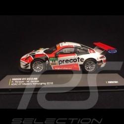 Porsche 911 typ 991 GT3 R n° 99 ADAC GT Masters Nürburgring 2018 1/43 CMR CMRGT001
