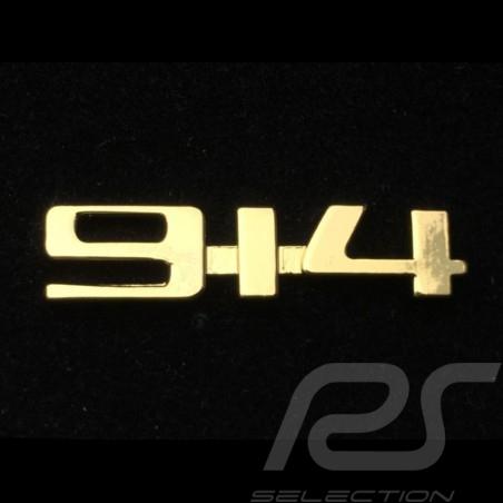 Porsche 914 vintage Pin Gold Porsche Design MAP01008019