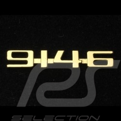 Porsche 914-6 vintage Pin Gold Porsche Design MAP01008119
