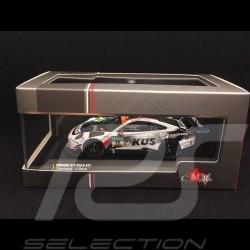 Porsche 911 type 991 GT3 R n° 17  ADAC GT Masters Nürburgring 2018 1/43 CMR CMRGT007