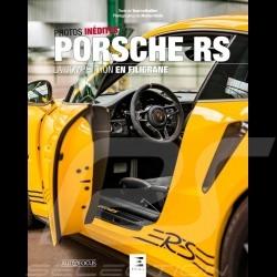Livre book Buch Porsche RS - La compétition en filigrane