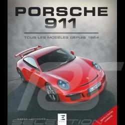 Book Porsche 911 - Tous les modèles depuis 1964