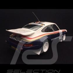 Set Porsche 911 SC RS Rallye 1000 pistes 1984 n° 4 Rothmans 1/18 Ottomobile OT331