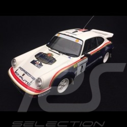 Set Porsche 911 SC RS Rallye 1000 pistes 1984 n° 4 Rothmans 1/18 Ottomobile OT331