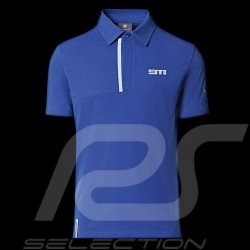 Porsche Polo-shirt 911 Timeless machine 992 design Blau Porsche WAP946K - Unisex