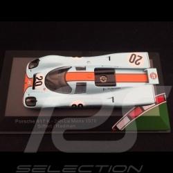 Porsche 917 K Le Mans 1970 n° 20 Gulf 1/43 CMR 43001