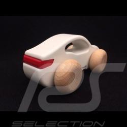 Porsche Taycan wooden car white Porsche Design WAP0406000L