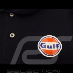 Gulf Racing Steve McQueen Le Mans n° 20 Polo Navy blue - men