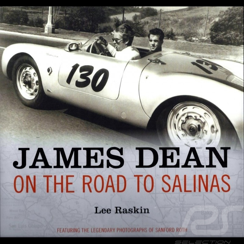 Livre Book Buch James Dean - On the Road to Salinas - Dédicacé dedicated Widmung