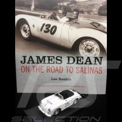 Book James Dean - On the Road to Salinas - Dedication
