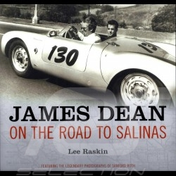 Buch James Dean - On the Road to Salinas - Widmung