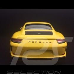 Porsche 911 typ 991 GT3 Touring Phase II 2018 gelb 1/18 Minichamps 110067422