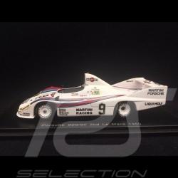 Porsche 908 /80 chassis 936 24h du Mans 1980 n° 9 Joest Racing 1/43 Spark S5499