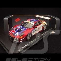 Porsche 911 GT3 R type 991 n° 911 FIA GT Nations Cup Bahrain 2018 1/43 Spark S6309
