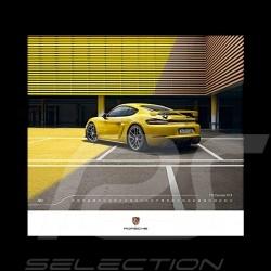 Porsche 2020 Spectrum calendar Porsche Design WAP0920010L