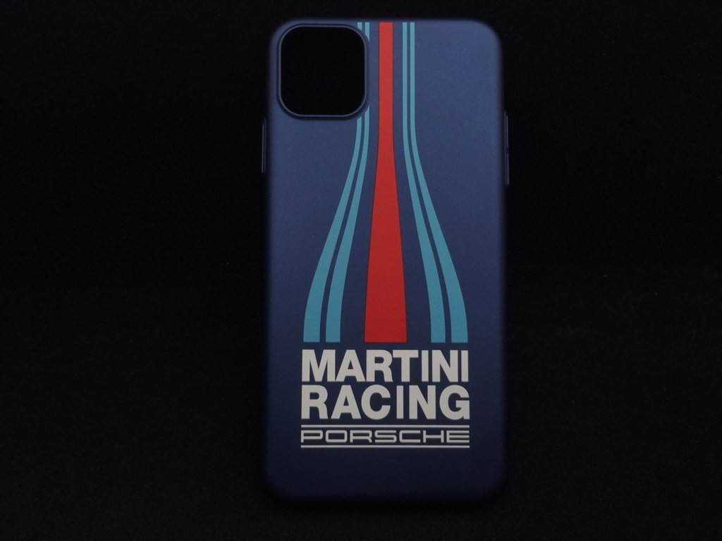 Porsche Hard Case For Iphone 11 Pro Max Polycarbonate Martini Racing Wap0300040l0mr Selection Rs
