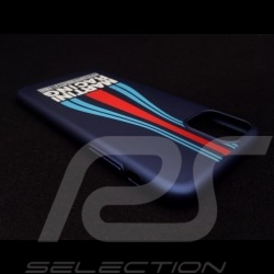 Porsche Hülle für iPhone 11 pro max Polycarbonat Martini Racing WAP0300040L0MR
