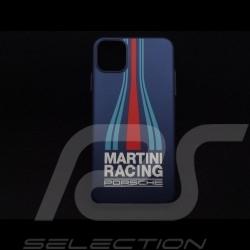 Porsche Hülle für iPhone 11 Polycarbonat Martini Racing WAP0300070L0MR