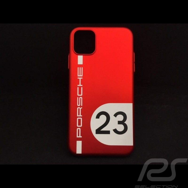 Porsche Hard case for iPhone 11 Pro Max polycarbonate 917 K Salzburg Porsche WAP0300050L917