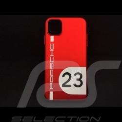 Porsche Hülle für iPhone 11 Polycarbonat 917 K Salzburg Porsche Design WAP0300080L917