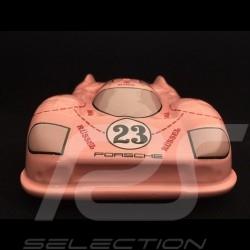 "Tirelire Porsche 917 ""Cochon rose"" Porsche Design WAP0500050KSAU Piggy Bank Sparschwein"