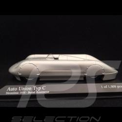 Auto Union Typ C Stromlinie 1938 1/43 Minichamps 410381900