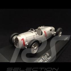 Auto Union Typ B n° 1 German GP 1935 1/43 Minichamps 410351900