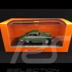 Porsche 356 C Carrera 2 1963 Irish green 1/43 Minichamps 940062360