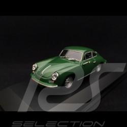 Porsche 356 C Carrera 2 1963 Irischgrün 1/43 Minichamps 940062360