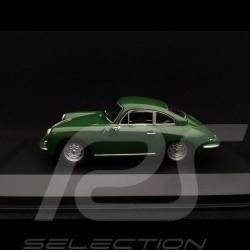Porsche 356 C Carrera 2 1963 vert Irlande 1/43 Minichamps 940062360