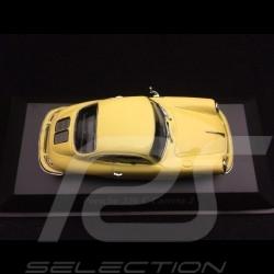 Porsche 356 C Carrera 2 1963 Condor yellow 1/43 Minichamps 940062361