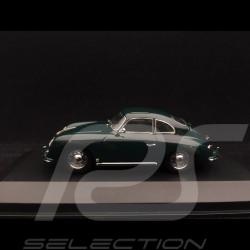 Porsche 356 A 1959 Fjord green 1/43 Minichamps 940064220