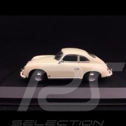 Porsche 356 A 1959 ivoire 1/43 Minichamps 940064221