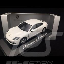 Porsche Panamera 4 E-Hybrid 2016 white 1/43 Herpa WAP0207150G