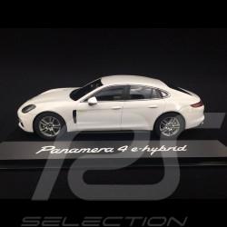 Porsche Panamera 4 E-Hybrid 2016 blanc 1/43 Herpa WAP0207150G