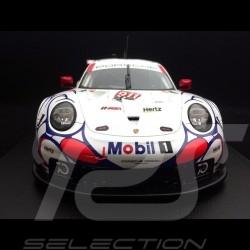 Porsche 911 GT3 RSR type 991 Winner Petit Le Mans 2018 n° 911 Porsche GT Team 1/18 Spark 18S353